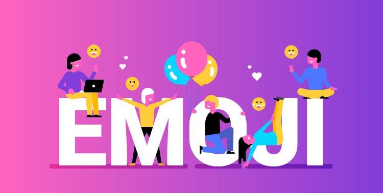 Как вставлять эмодзи в посты