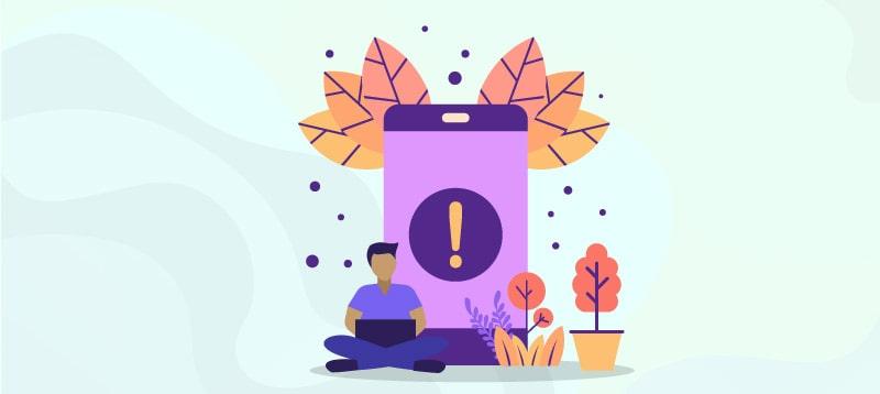 Что делать если произошла ошибка Инстаграм
