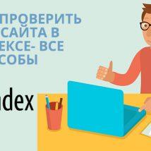 как можно проверить показатель качества в яндексе