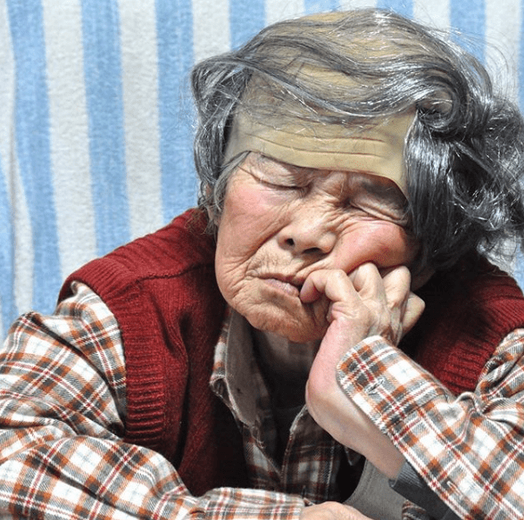 бабушка инстаграм